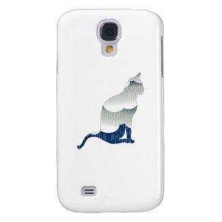 Feline Bliss Galaxy S4 Cover