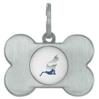 Feline Bliss Pet Tag