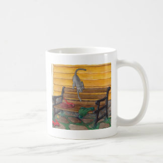 Feline Fancy Designer Coffee Mug