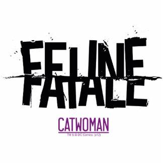 Feline Fatale Acrylic Cut Outs