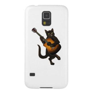 Feline Tune Galaxy S5 Cover
