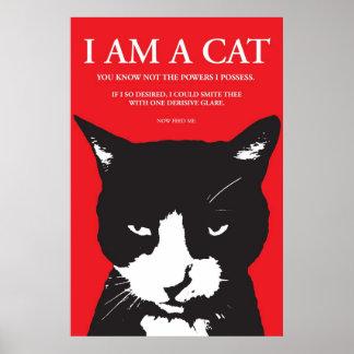 Feline Uberlord - Poster