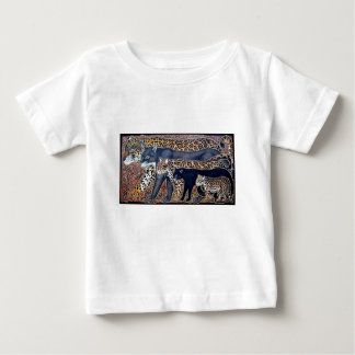 Felines of Costa Rica - Big cats Baby T-Shirt