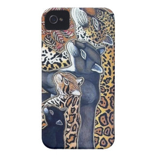 Felines of Costa Rica - Big cats iPhone 4 Cases