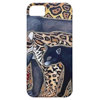 Felines of Costa Rica - Big cats iPhone 5 Covers