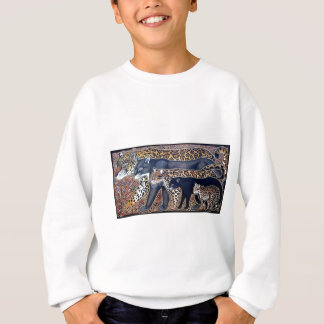 Felines of Costa Rica - Big cats Sweatshirt