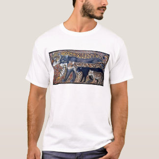 Felines of Costa Rica - Big cats T-Shirt