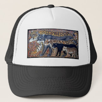 Felines of Costa Rica - Big cats Trucker Hat