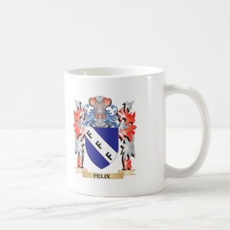 Felix Coat of Arms - Family Crest Coffee Mug