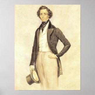 Felix Mendelssohn-Bartholdy Poster