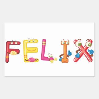 Felix Sticker