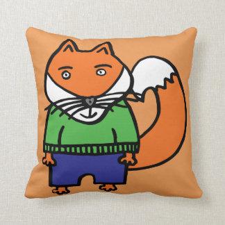 Felix the Fox Cushion
