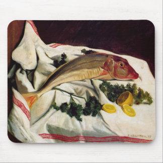 Felix Vallotton - A Gurnard one has towel Mousepads