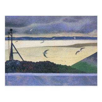 Felix Vallotton - Gulls Postcard