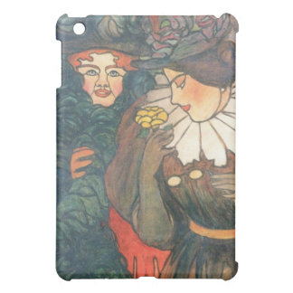 Felix Vallotton - Stained Glass Design Cover For The iPad Mini