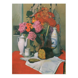 Felix Vallotton - Still life Postcard