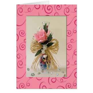Feliz Cumpleaños Femenino Card