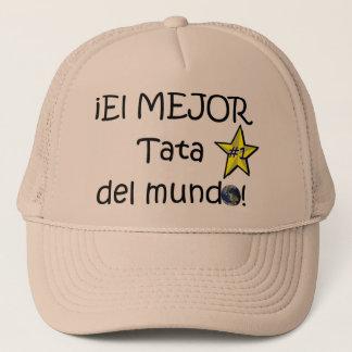 ¡Feliz día del padre - para el mejor! Trucker Hat