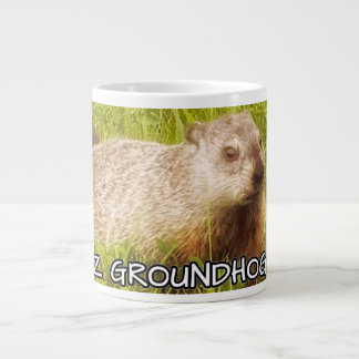 Feliz Groundhog Day! mug