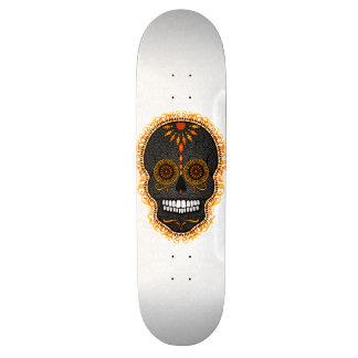 Feliz Muertos - Festive Sugar Skull Skateboard Decks