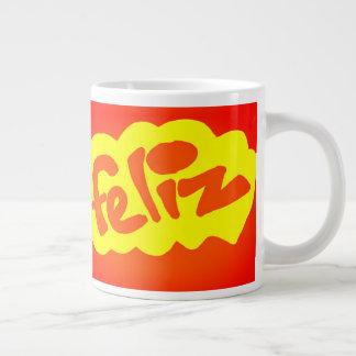 feliz  mug