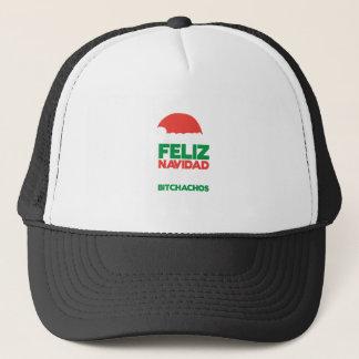 Feliz Navidad Bitchachos Trucker Hat