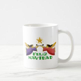 Feliz Navidad Coffee Mugs