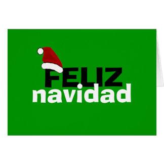 Feliz Navidad Para Ti Note Card