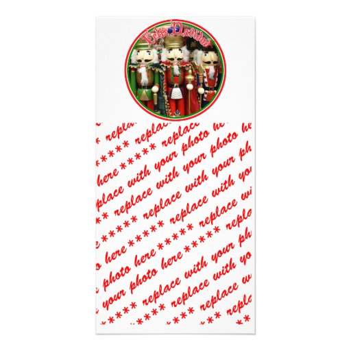 Feliz Navidad - Three Wise Crackers Personalized Photo Card