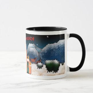 Feliz Navidad, Y'all! Mug