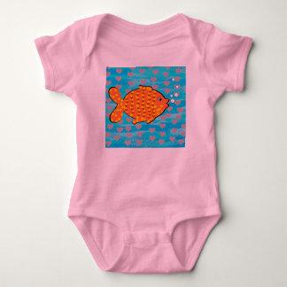 Fell in love fish tshirts