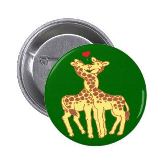 fell in love giraffes giraffes with love button