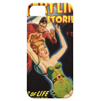 Fell Out of a Spaceship iPhone 5 Case