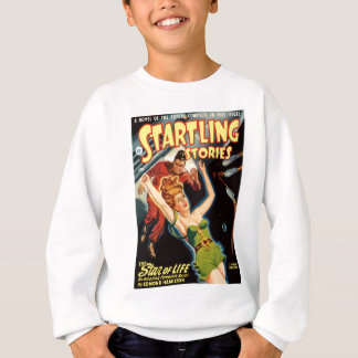Fell Out of a Spaceship Sweatshirt