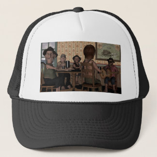 Fellers' Night Out Hat
