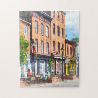 Fells Point Street Jigsaw Puzzle
