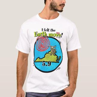 Felt the Earth move - VA 5.9 T-Shirt