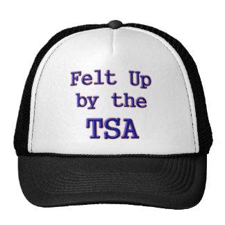 Felt Up by the TSA Cap