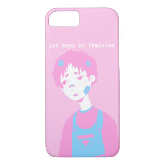 FEM Boy Phone Case (Iphone 8/7)