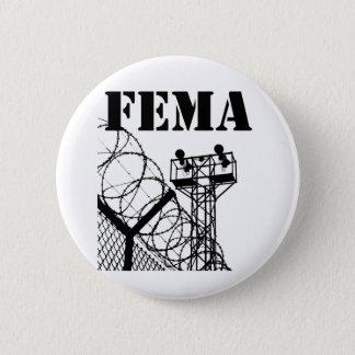 FEMA  Camps 6 Cm Round Badge