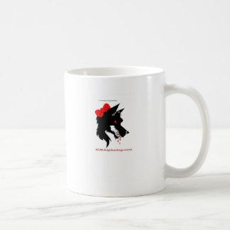 female alpha coffee mug