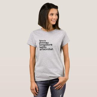 Female Artists T-Shirt