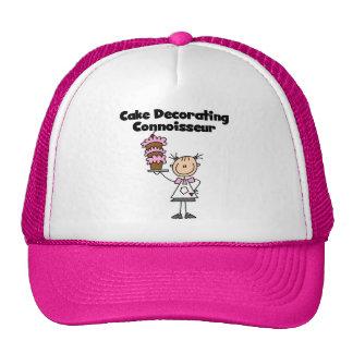 Female Cake Decorating Connoisseur Trucker Hat