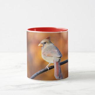 Female Cardinal 2716 Mug