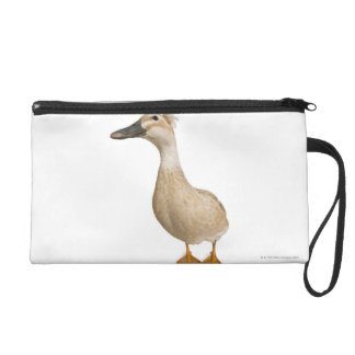 Female Crested Duck, 3 years old Wristlet Clutch