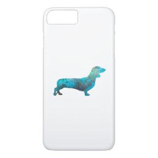 Female Dachshund in watercolor iPhone 8 Plus/7 Plus Case