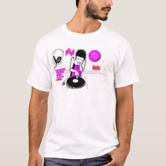 female dj T-Shirt