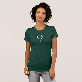 Female Drone Pilot DJI Phantom T-Shirt