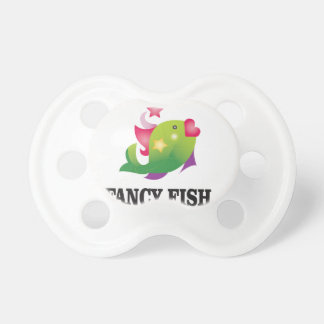 female fancy fish pacifier