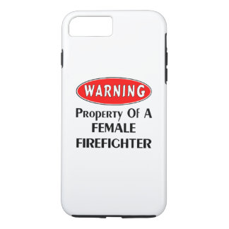 Female Firefighters iPhone 7 Plus Case